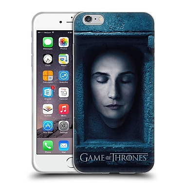 Official Hbo Game Of Thrones Faces Lady Melisandre Soft Gel Case For Apple Iphone 6 Plus / 6S Plus
