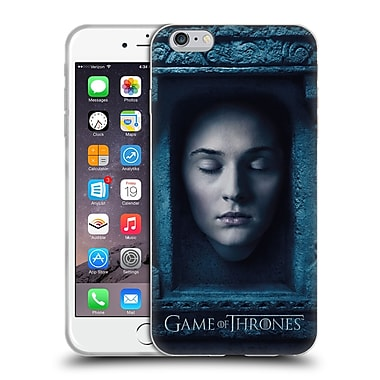 Official Hbo Game Of Thrones Faces Sansa Stark Soft Gel Case For Apple Iphone 6 Plus / 6S Plus