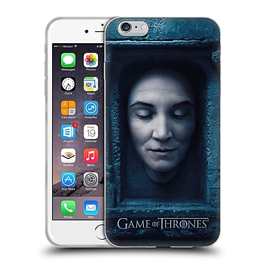 Official Hbo Game Of Thrones Faces 2 Catelyn Stark Soft Gel Case For Apple Iphone 6 Plus / 6S Plus