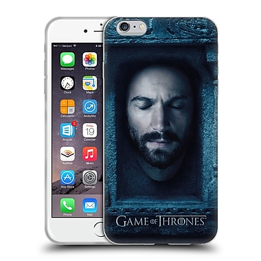 Official Hbo Game Of Thrones Faces 2 Daario Naharis Soft Gel Case For Apple Iphone 6 Plus / 6S Plus