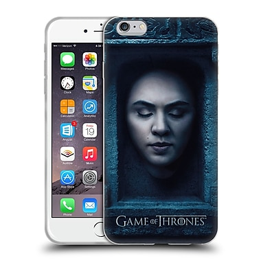 Official Hbo Game Of Thrones Faces 2 Nymeria Soft Gel Case For Apple Iphone 6 Plus / 6S Plus