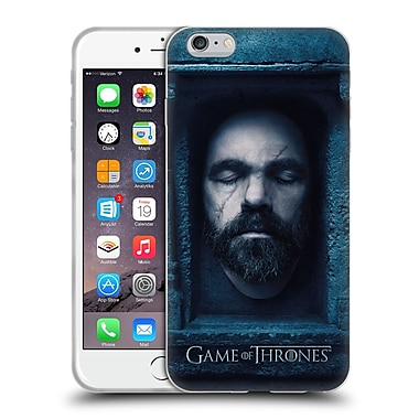Official Hbo Game Of Thrones Faces 2 Tyrion Lannister Soft Gel Case For Apple Iphone 6 Plus / 6S Plus