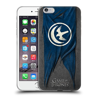 Official Hbo Game Of Thrones Sigil Flags Arryn Soft Gel Case For Apple Iphone 6 Plus / 6S Plus