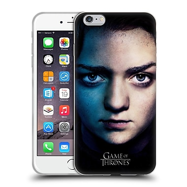 Official Hbo Game Of Thrones Valar Morghulis Arya Stark Soft Gel Case For Apple Iphone 6 Plus / 6S Plus