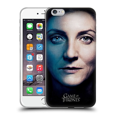 Official Hbo Game Of Thrones Valar Morghulis Catelyn Stark Soft Gel Case For Apple Iphone 6 Plus / 6S Plus