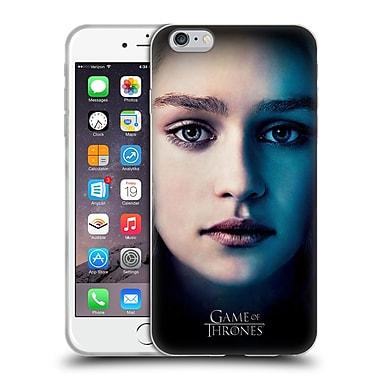 Official Hbo Game Of Thrones Valar Morghulis Daenerys Targaryen Soft Gel Case For Apple Iphone 6 Plus / 6S Plus