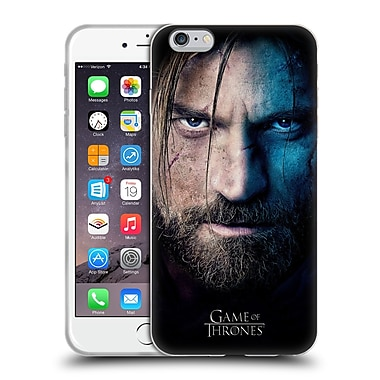 Official Hbo Game Of Thrones Valar Morghulis Jaime Lannister Soft Gel Case For Apple Iphone 6 Plus / 6S Plus