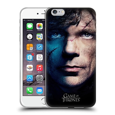 Official Hbo Game Of Thrones Valar Morghulis Tyrion Lannister Soft Gel Case For Apple Iphone 6 Plus / 6S Plus