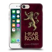 Official Hbo Game Of Thrones Dark Distressed Sigils Lannister Soft Gel Case For Apple Iphone 7
