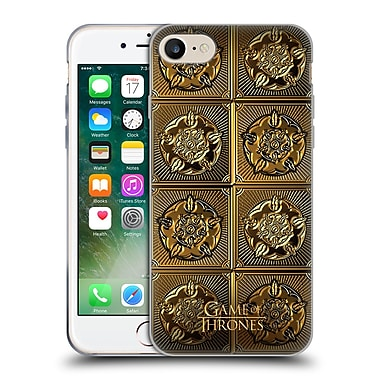 Official Hbo Game Of Thrones Golden Sigils Tyrell Soft Gel Case For Apple Iphone 7