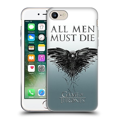 Official Hbo Game Of Thrones Key Art All Men Soft Gel Case For Apple Iphone 7