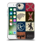 Official Hbo Game Of Thrones Battle Of The Bastards House Sigils Soft Gel Case For Apple Iphone 7