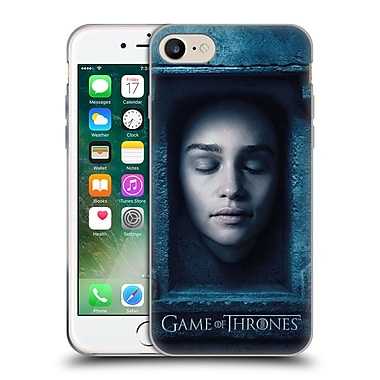 Official Hbo Game Of Thrones Faces Daenerys Targaryen Soft Gel Case For Apple Iphone 7