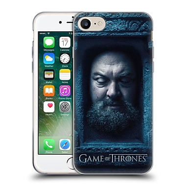 Official Hbo Game Of Thrones Faces Robert Baratheon Soft Gel Case For Apple Iphone 7
