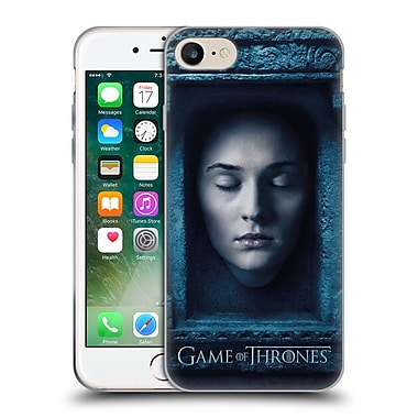 Official Hbo Game Of Thrones Faces Sansa Stark Soft Gel Case For Apple Iphone 7