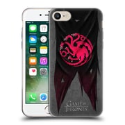 Official Hbo Game Of Thrones Sigil Flags Targaryen Soft Gel Case For Apple Iphone 7