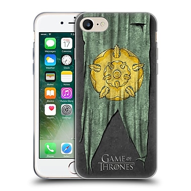 Official Hbo Game Of Thrones Sigil Flags Tyrell Soft Gel Case For Apple Iphone 7