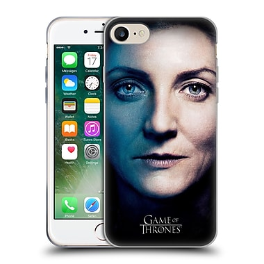 Official Hbo Game Of Thrones Valar Morghulis Catelyn Stark Soft Gel Case For Apple Iphone 7