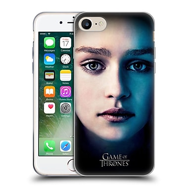 Official Hbo Game Of Thrones Valar Morghulis Daenerys Targaryen Soft Gel Case For Apple Iphone 7
