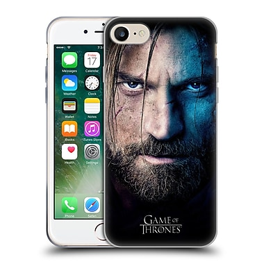 Official Hbo Game Of Thrones Valar Morghulis Jaime Lannister Soft Gel Case For Apple Iphone 7