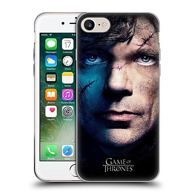 Official Hbo Game Of Thrones Valar Morghulis Tyrion Lannister Soft Gel Case For Apple Iphone 7