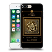 Official Hbo Game Of Thrones Golden Sigils Tyrell Border Soft Gel Case For Apple Iphone 7 Plus