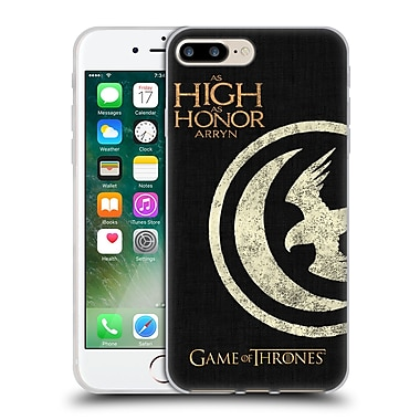 Official Hbo Game Of Thrones House Mottos Arryn Soft Gel Case For Apple Iphone 7 Plus