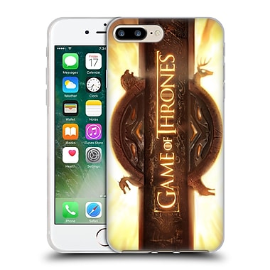 Official Hbo Game Of Thrones Key Art Opening Sequence Soft Gel Case For Apple Iphone 7 Plus