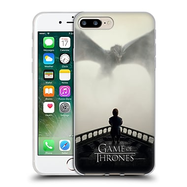Official Hbo Game Of Thrones Key Art Vengeance Soft Gel Case For Apple Iphone 7 Plus