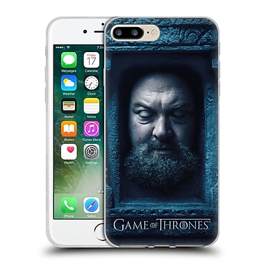Official Hbo Game Of Thrones Faces Robert Baratheon Soft Gel Case For Apple Iphone 7 Plus