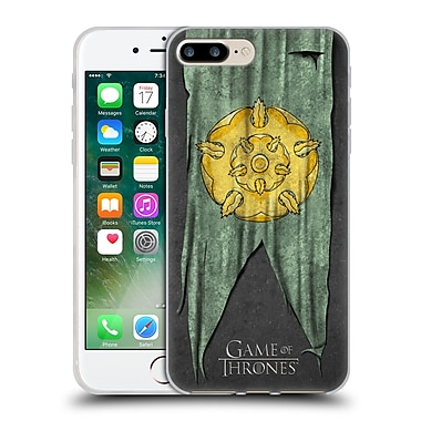 Official Hbo Game Of Thrones Sigil Flags Tyrell Soft Gel Case For Apple Iphone 7 Plus