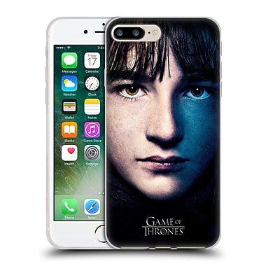 Official Hbo Game Of Thrones Valar Morghulis Bran Stark Soft Gel Case For Apple Iphone 7 Plus
