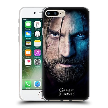 Official Hbo Game Of Thrones Valar Morghulis Jaime Lannister Soft Gel Case For Apple Iphone 7 Plus