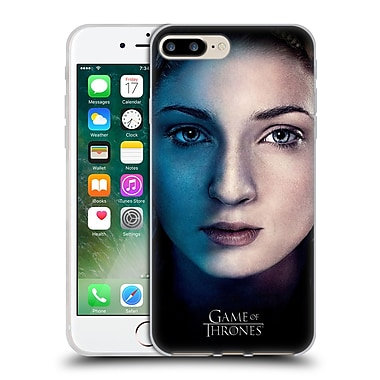 Official Hbo Game Of Thrones Valar Morghulis Sansa Stark Soft Gel Case For Apple Iphone 7 Plus