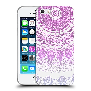 Official Monika Strigel Boho Lace Pink Soft Gel Case For Apple Iphone 5 / 5S / Se