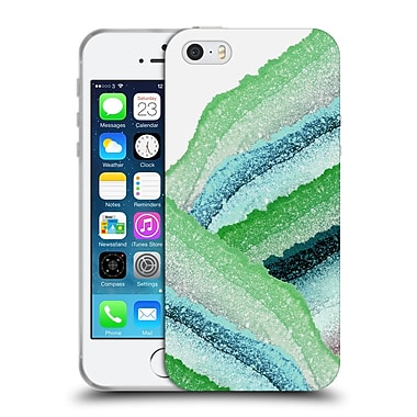 Official Monika Strigel Flawless Wraps Swimming Pool Soft Gel Case For Apple Iphone 5 / 5S / Se