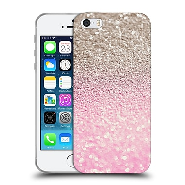 Official Monika Strigel Frenzy Nude Pink Soft Gel Case For Apple Iphone 5 / 5S / Se