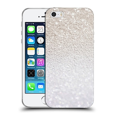 Official Monika Strigel Frenzy Silver Soft Gel Case For Apple Iphone 5 / 5S / Se
