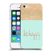 Official Monika Strigel Gold And Happy Date Soft Gel Case For Apple Iphone 5 / 5S / Se