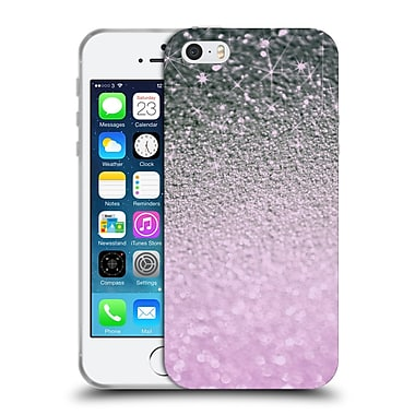 Official Monika Strigel Glitters Glamour Pink Soft Gel Case For Apple Iphone 5 / 5S / Se