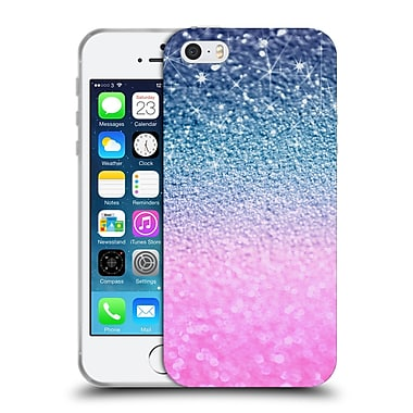 Official Monika Strigel Glitters Glamour Pink Night Soft Gel Case For Apple Iphone 5 / 5S / Se