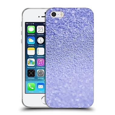 Official Monika Strigel Glitters Lavender Soft Gel Case For Apple Iphone 5 / 5S / Se