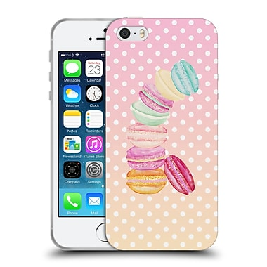 Official Monika Strigel Macarons Candy Soft Gel Case For Apple Iphone 5 / 5S / Se