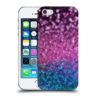 Official Monika Strigel Magic Lights Pink Soft Gel Case For Apple Iphone 5 / 5S / Se
