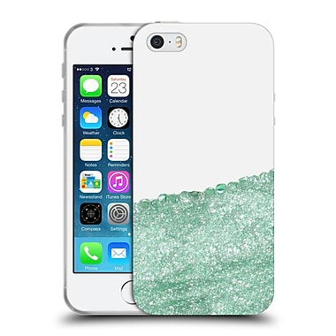 Official Monika Strigel Pretty Covered Mint Soft Gel Case For Apple Iphone 5 / 5S / Se
