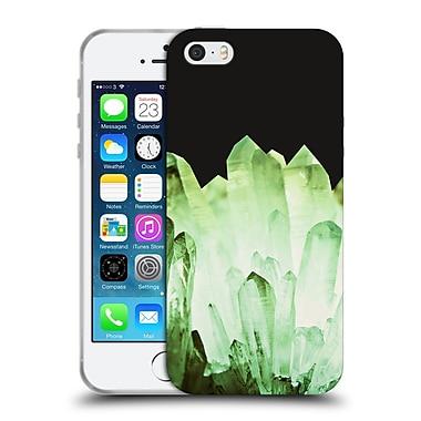 Official Monika Strigel Pure Crystal Emerald Soft Gel Case For Apple Iphone 5 / 5S / Se