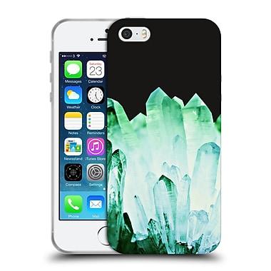 Official Monika Strigel Pure Crystal Mint Green Soft Gel Case For Apple Iphone 5 / 5S / Se