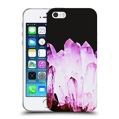 Official Monika Strigel Pure Crystal Pink Soft Gel Case For Apple Iphone 5 / 5S / Se