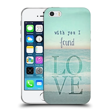 Official Monika Strigel Summer Love With You Soft Gel Case For Apple Iphone 5 / 5S / Se