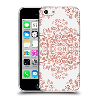 Official Monika Strigel Ambrosia Coral Soft Gel Case For Apple Iphone 5C